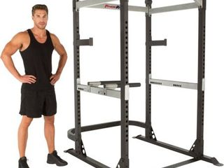 FITNESS REAlITY X Class light Commercial High Capacity Power Cage  Retail 668 49