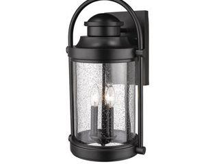 Millennium lighting 2543 3 light 19  Tall Outdoor Wall Sconce
