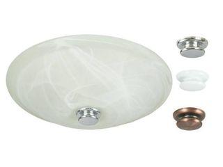 Hunter Home Comfort Boswell 70 CFM Bathroom Fan with light