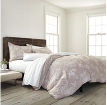 Twin Comfort Wash Sienna linen Duvet Cover Set   EcoPure