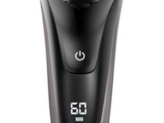 Hatteker Rscx 7568 Electric Shaver Razor Cordless Pop Up Trimmer Wet dry   Used