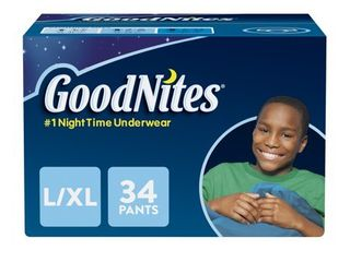 GoodNites Boys  Underwear