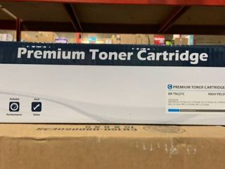 Brother TN227 Compatible Toner Cartridge  CYAN   WITH CHIP    Cyan