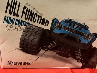 Eachine   High Performance Full Function Radio Control Off Road Truck   1 16 Scale