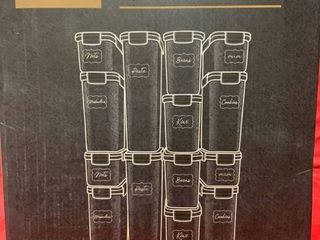 Chefas Path   14pc Food Storage Container Set