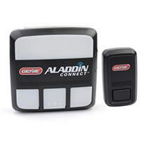 Genie 39226R  Aladdin Connect WiFi Garage Door Controller by Genie   Add on Unit for Existing Garage Door Opener   Fits Most Brands   Models