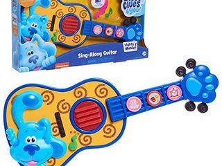 Blue s Clues   You  Sing Along Guitar