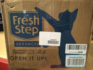 Fresh Step Advance  Kitty litter