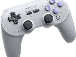 8BitDo   SN30 Pro  Wireless Controller for PC  Mac  Android and Nintendo Switch   Gray