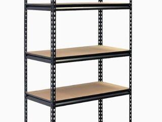 Project Source 5 Shelf Heavy Duty Steel Storage Unit