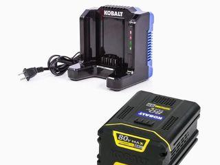 Kobalt 80V Battery and Battery Charger