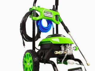 Greenworks 2000 PSI 1 2 GPM Cold Water Electric Pressure Washer