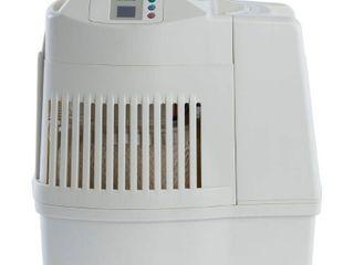AIRCARE Mini Console Evaporative Humidifier White