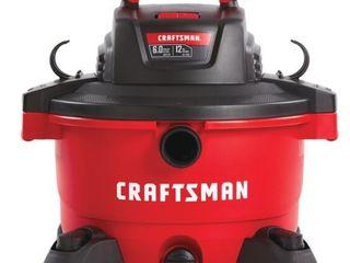 Craftsman 12 Gallon Wet Dry Vac