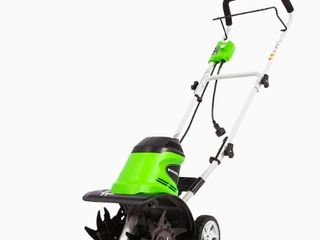 Greenworks 11 inch Corded Electric Cultivator