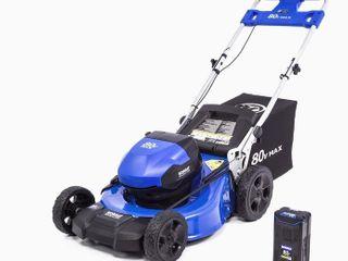 Kobalt 80v Kmp Cordless lawn Mower