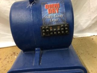 Omni Dry Wall and Cavity Dryer