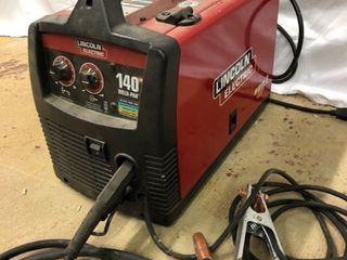 lincoln Electric 140HD Weld Pak Welding