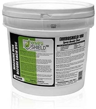 Enviroshield Mold Resistant Coating  Clear 3 5 Gallon Bucket 1 case