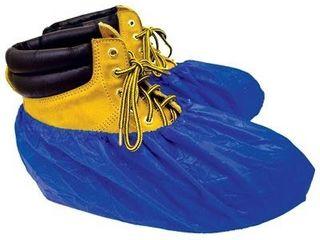 Shubee Waterproof Shoe Covers   Orange  40 Pair