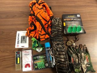 Outdoorsmen Box of Outdoor Items