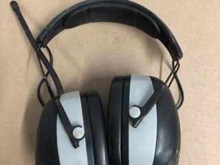 3M Bluetooth Ear Muffs Hearing Protection