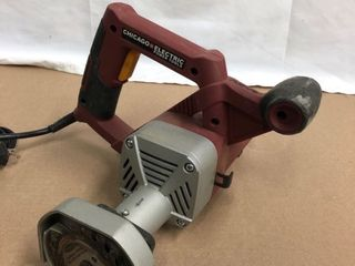 Chicago Electric 3 3 8in Blade Tow Kick Saw