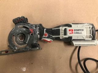 Porter Cable PCE380K 5 5 Amp 3 1 2 Inch Multi Material Saw