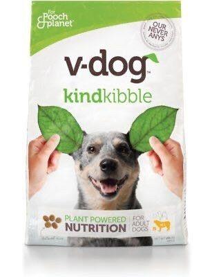 V dog Vegan Kibble Dry Dog Food  30 lb