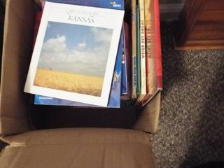 lot of various book s