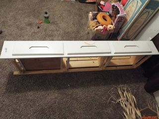 Drawers for under bed storage