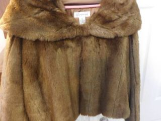 Preston   York ladies Faux Fur Xl Coat