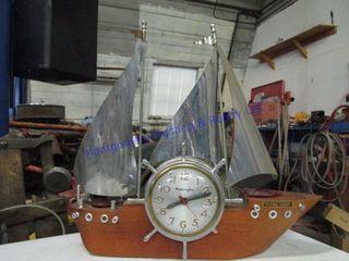 SHIP TV ClOCK
