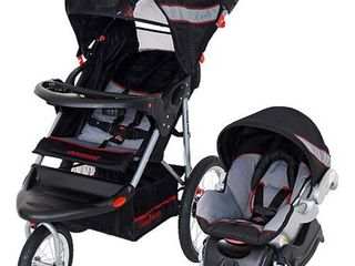 Baby Trend Expedition Jogger Travel System  Black  199 99 New