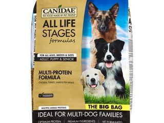 Canidae Dry Dog Food for All life Stages  Chicken  Turkey  lamb and Fish  44 Pound Retail  72 99   Bag