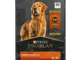 Purina Pro Plan Dry Dog Food  Savor  Shredded Blend Adult Beef and Rice Formula  18 Pound Bag  Pack of 1