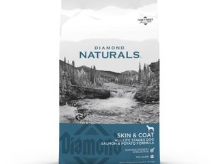 Diamond Naturals Skin and Coat Dry Dog Food  30 lbs