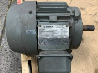 Toshiba 1HP Electric Motor