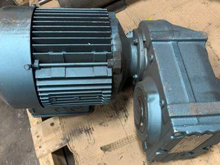 Sew EuroDrive Pump with 2Hp Electric Motor