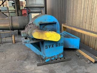 Blower With 15HP Induction Motor
