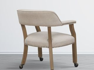 Morrison Caster Game Chair by Greyson living Retail 119 99