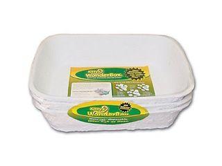Kitty s WonderBox Disposable litter Box  Medium  3 Count