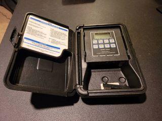 Multi probe thermometer instrument