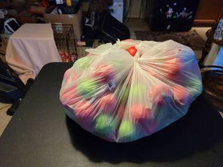 large Bag of Stress Balls
