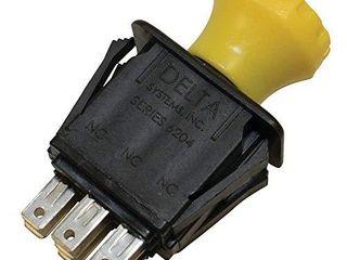 Stens 430 073 PTO Switch  Yellow