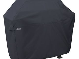 Classic Accessories 55 309 060401 00 Water Resistant 74 Inch BBQ Grill Cover Black XX large