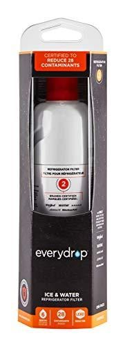 EveryDrop by Whirlpool Refrigerator Water Filter 2  EDR2RXD1  Pack of 1
