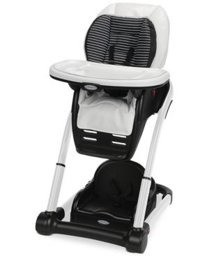 Graco Blossom 6 in 1 Seating System Convertible High Chair   Studio