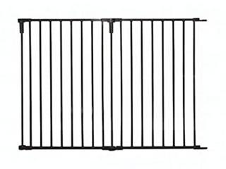 Regalo 36 inch Wide 2 Panel Extension Kit For Home Decor Super Wide Adjustable
