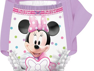 Disney Pull Ups Collection 4T 5T